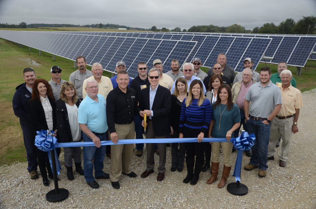 Orange County Solar Dedication